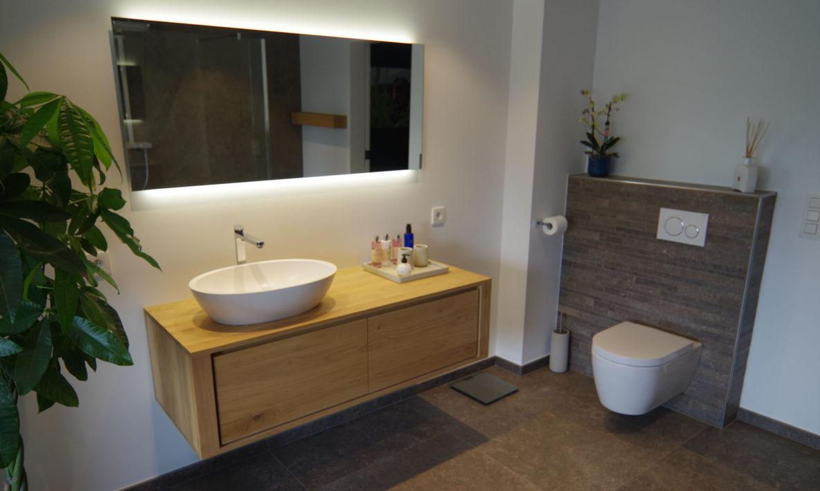 B&W Badkamers | Badkamers en badkamerrenovatie in Heist-op-den-Berg | Tijdloze badkamer